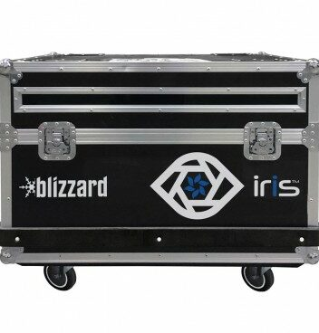 Blizzard Lighting has created 2 complete turn key video wall systems