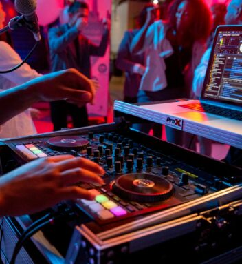 Roland DJ-707M Offers Working Mobile DJs a Compact, All-In-One Event Audio Solution