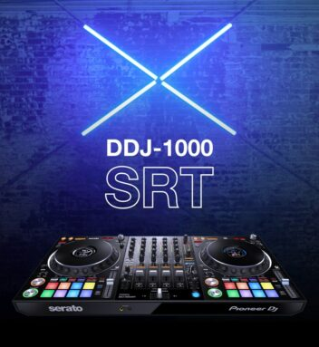 Pioneer releases the 4-channel DDJ-1000SRT