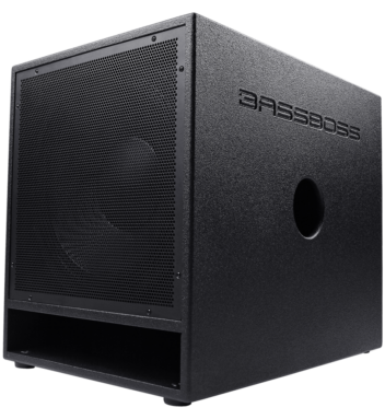 BASSBOSS Releases the BB15 Single 15″ Powered Subwoofer