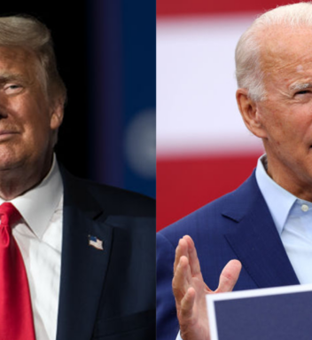 Do you hustle as much as Trump or Biden?