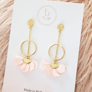 Poopy Earring – Blush