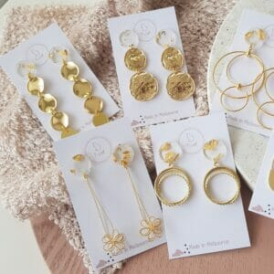 Aurum Earrings