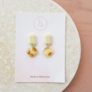 Flowerly Earring – Petite Drop