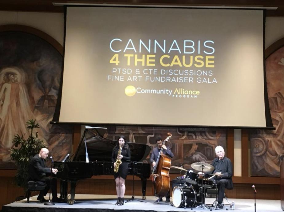 The Mike Garson Quartet at C4C