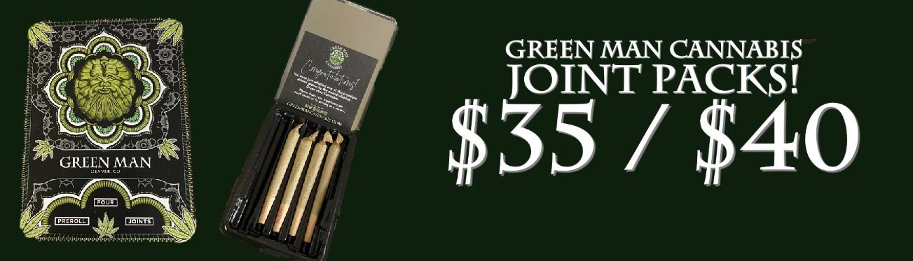 Green Man Cannabis