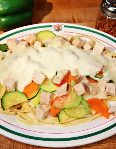 Chicken Fettucini