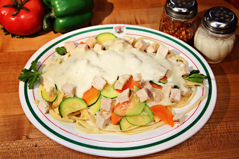 Chicken Fettucini
