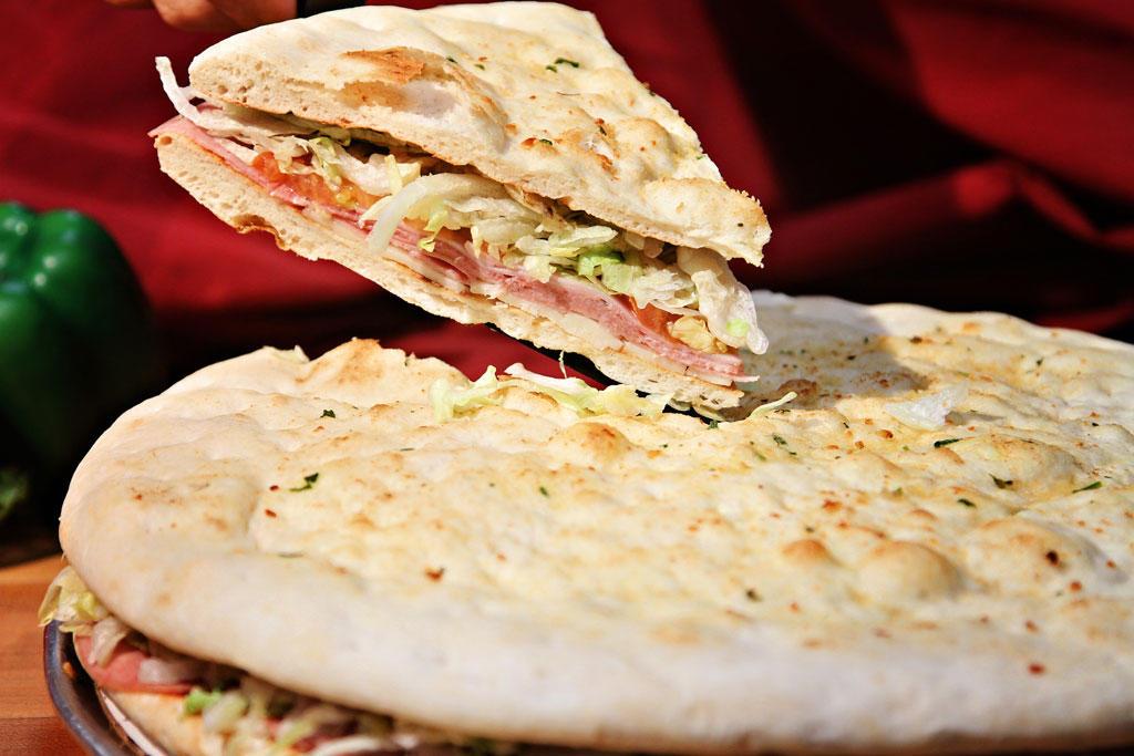 Deli Pizza Sandwich