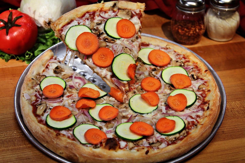 Garden Vegetarian
