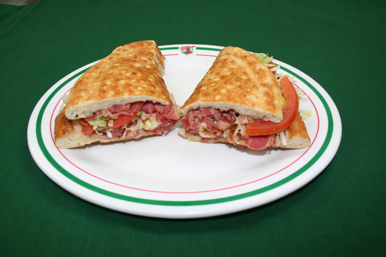 Grazi Style Sandwich