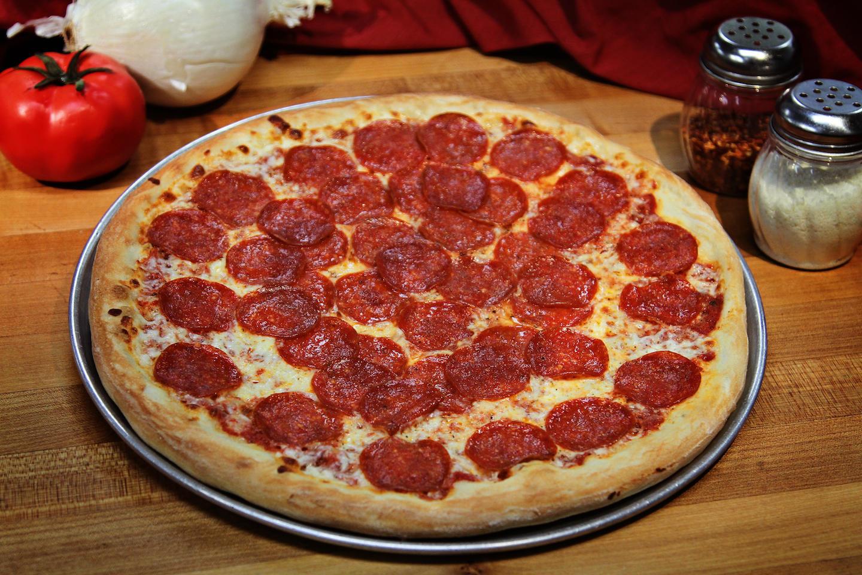 Pizza, Calzones & Strombolis