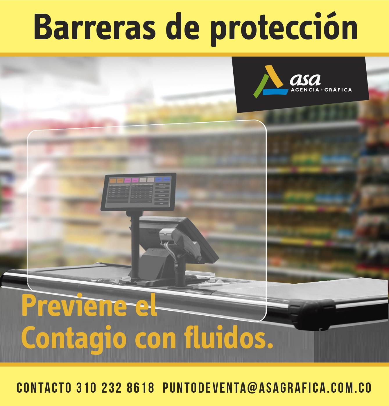 Barreras de protección