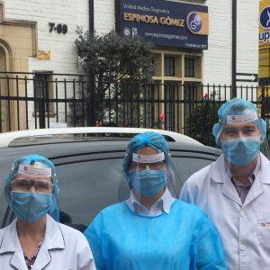 Unidad Médica Espinosa Gómez