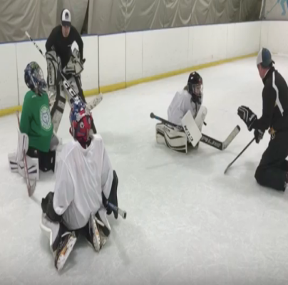 Amazing Saves Spring Preseason Clinic