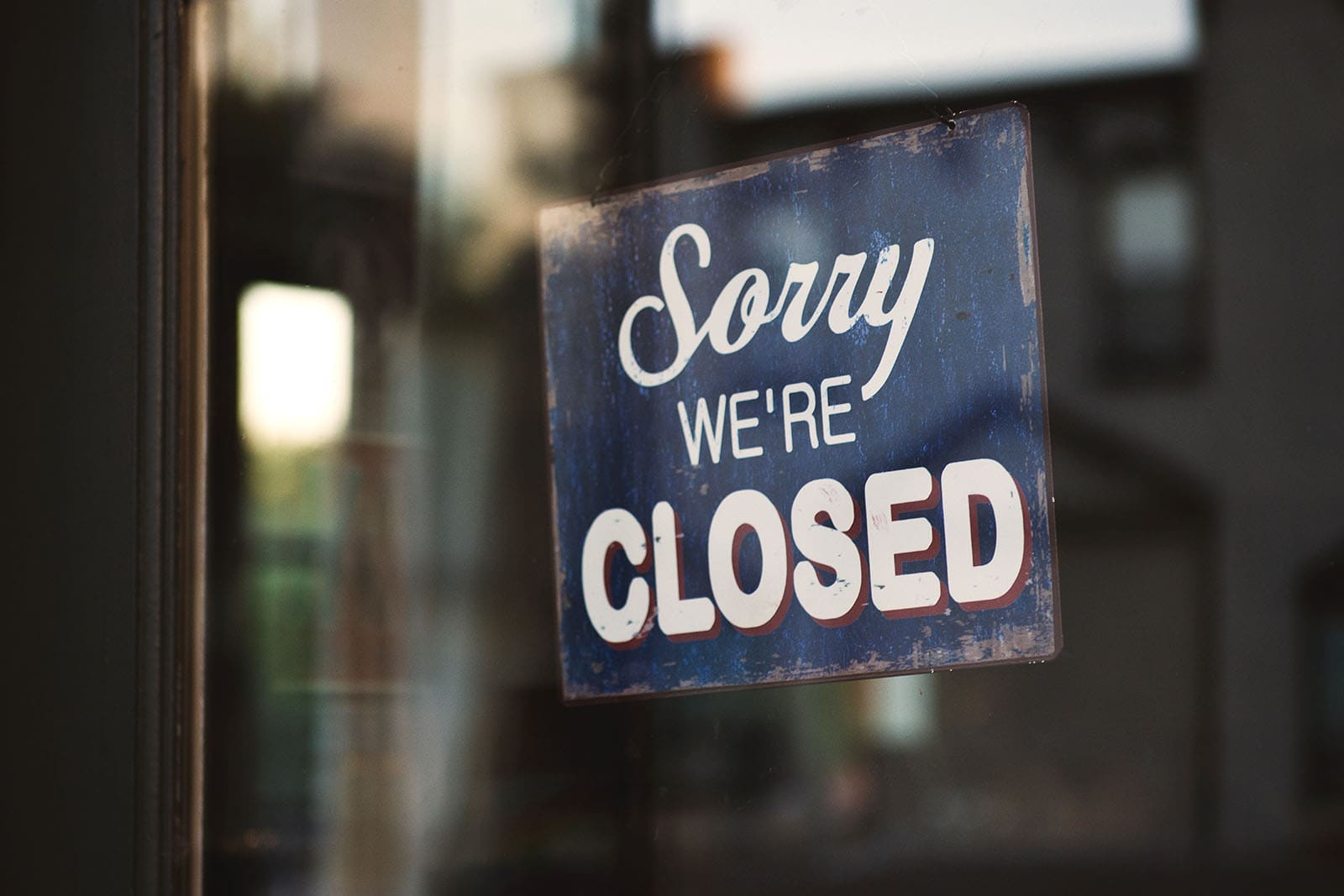 blog, closed