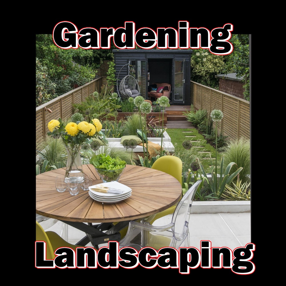 4 Unforgettable Gardening Landscaping (Inspiring) Ideas