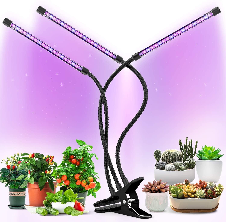 Best LED Grow Lights for Plants (5/5 Stars)