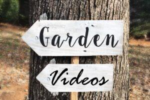 garden videos