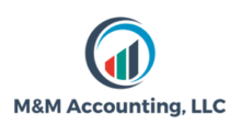 M&M Accounting Logo