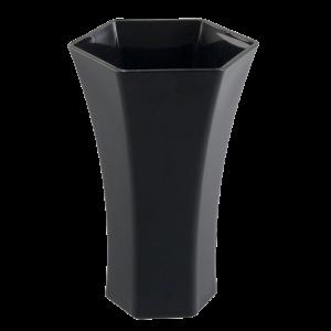 flowers kauai black vase for tropical arrangement