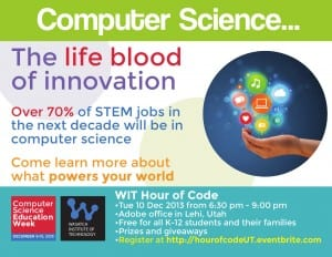 WIT and Click Computers Event
