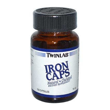 Iron Caps