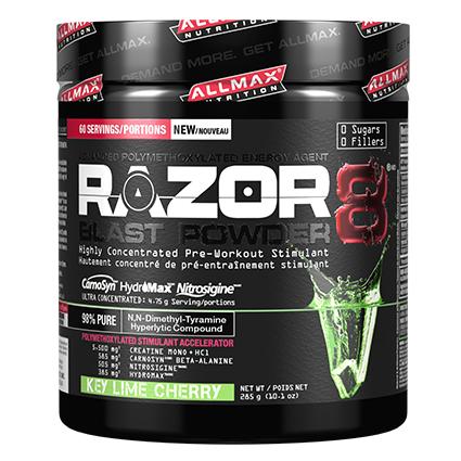 Razor Fast Powder 8