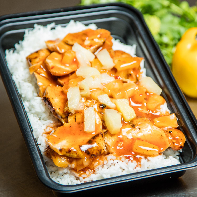 Sweet & Spicy Chicken (Hot)