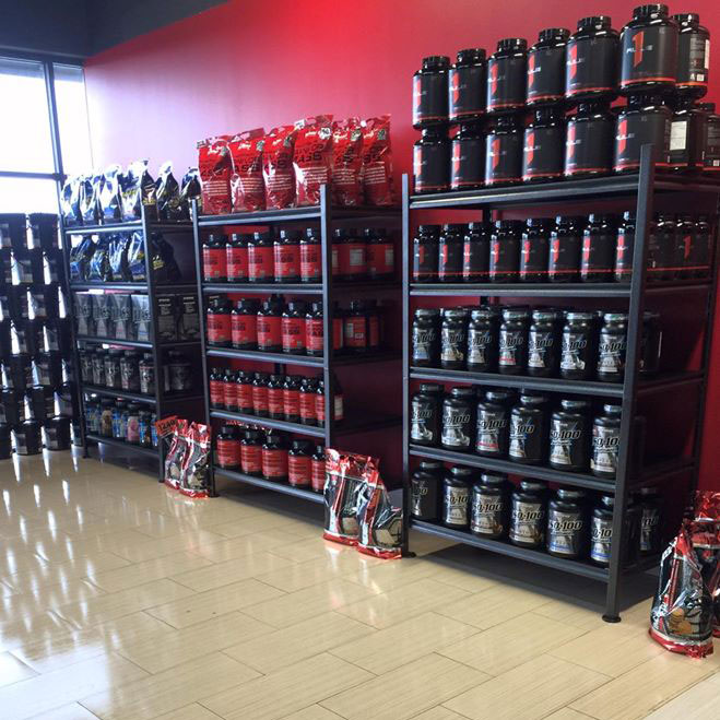 Rock's Products in Store