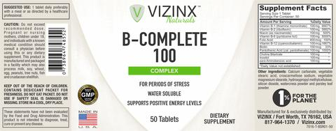 B-Complete 100