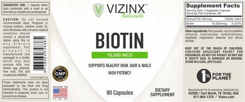 Biotin 10000