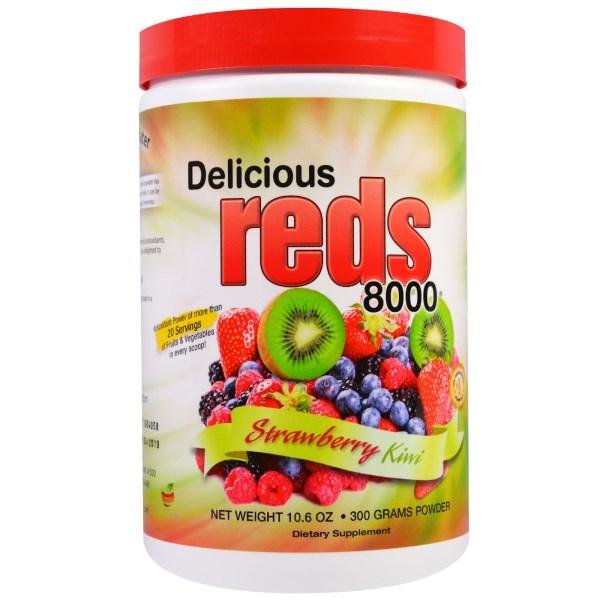 Delicious Reds 8000