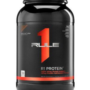 Rule1 Protein 2lbs. & 5 lbs.