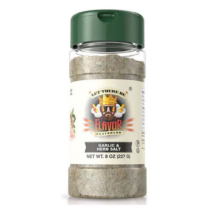 FLAVOR GOD - Garlic & Herb Salt