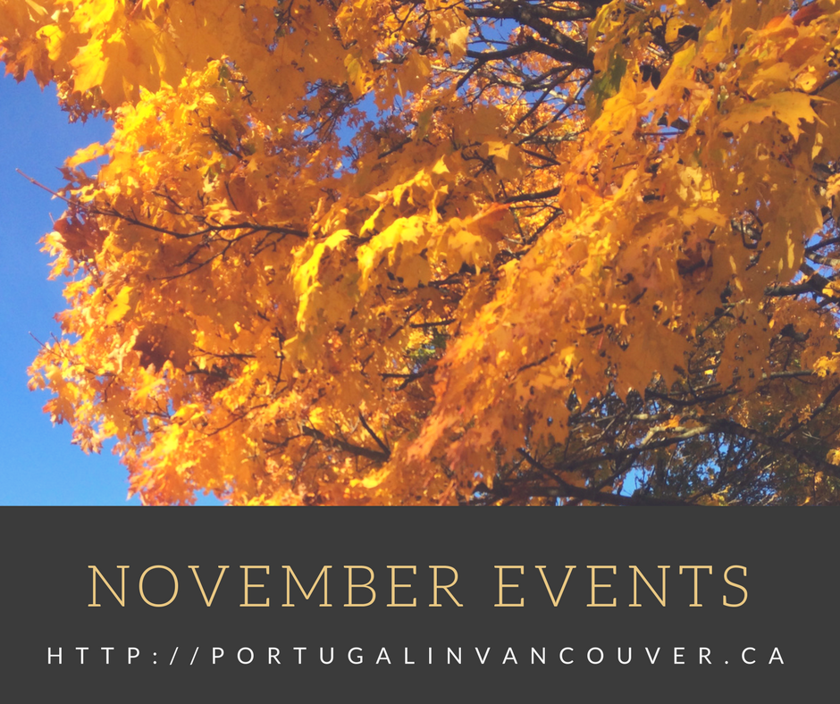 Portuguese things to do in November