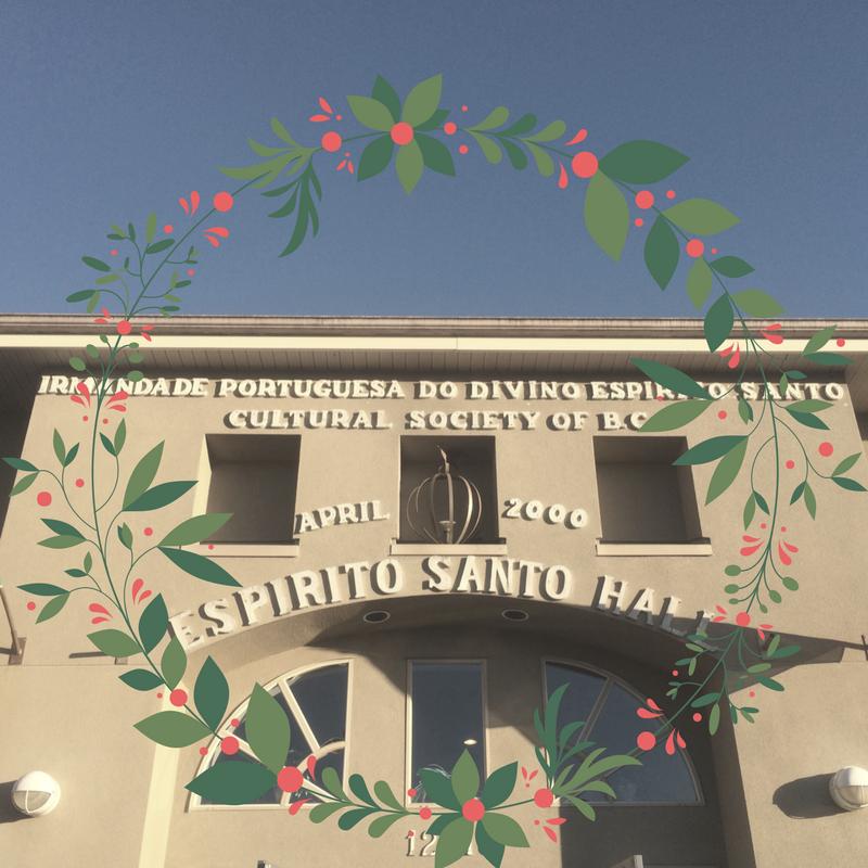 Irmandade Christmas Party, New Year's Eve at Espirito Santo Hall