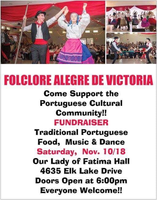 Folclore Alegre de Victoria Fundraiser