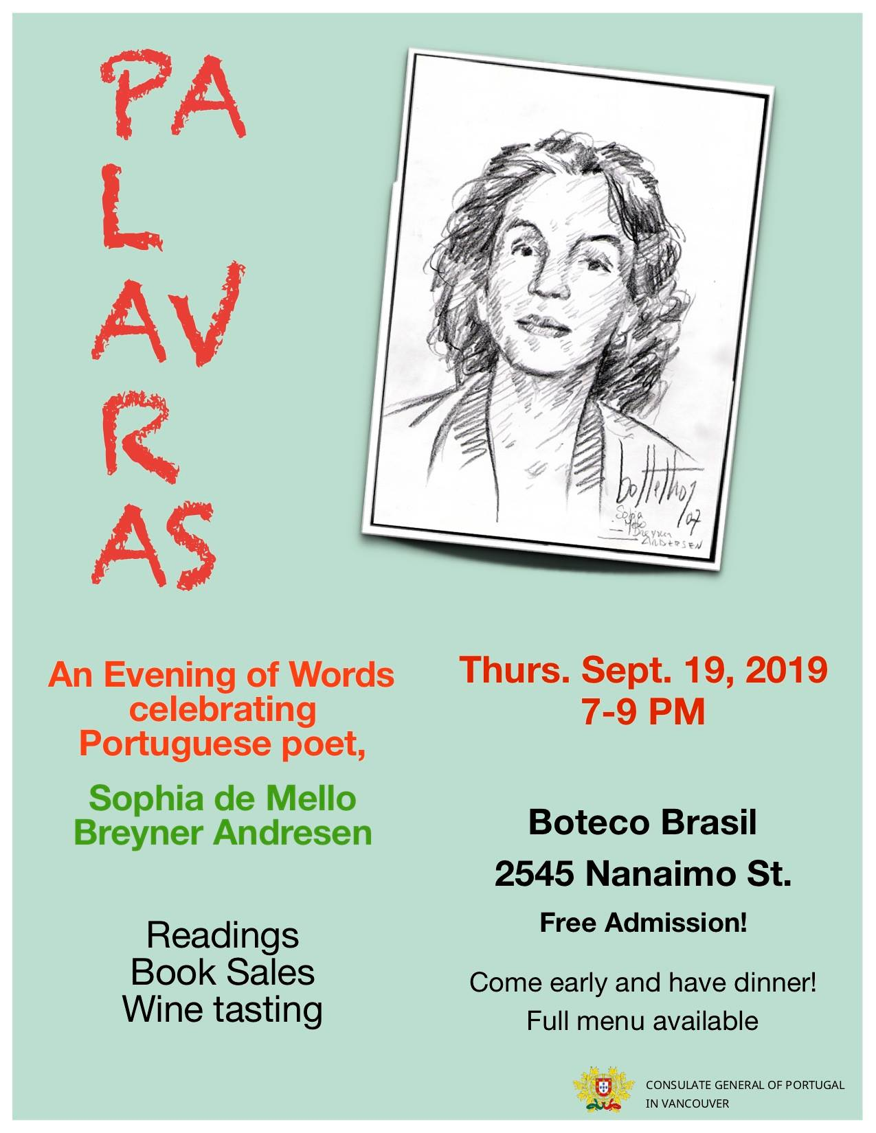 Palavras: An Evening of Words