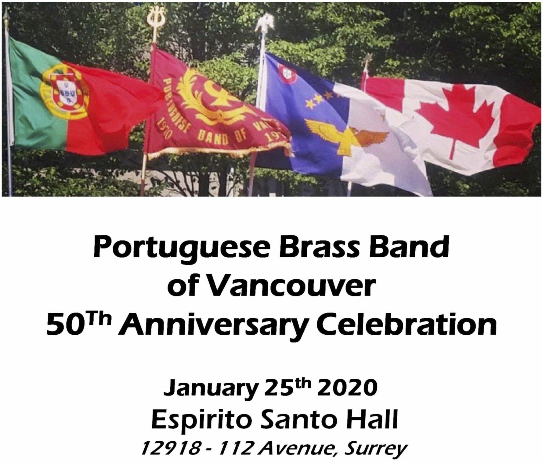 Portuguese Filarmonic Band of Vancouver