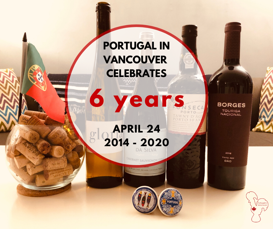 Portugal in Vancouver Celebrates 6 Years