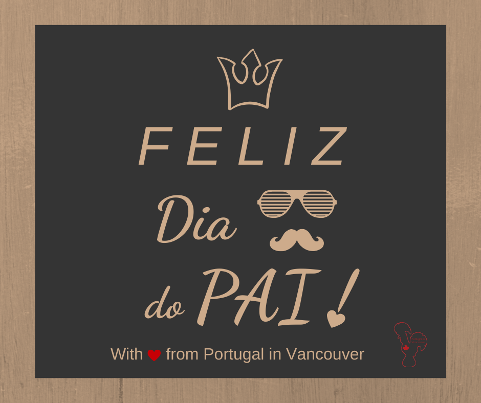 Feliz dia do Pai, Happy Father's Day