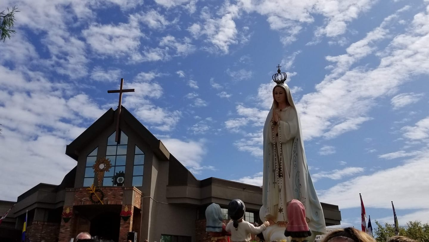 Our Lady of Fatima Portuguese Parish in Victoria