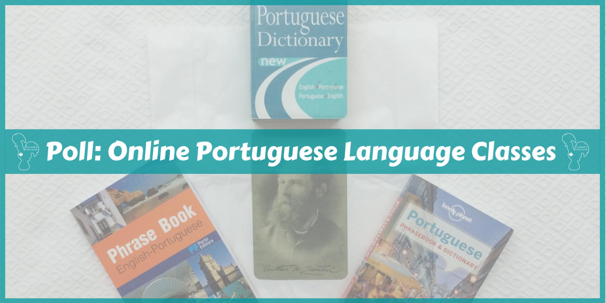 Poll Online Portuguese Language Classes
