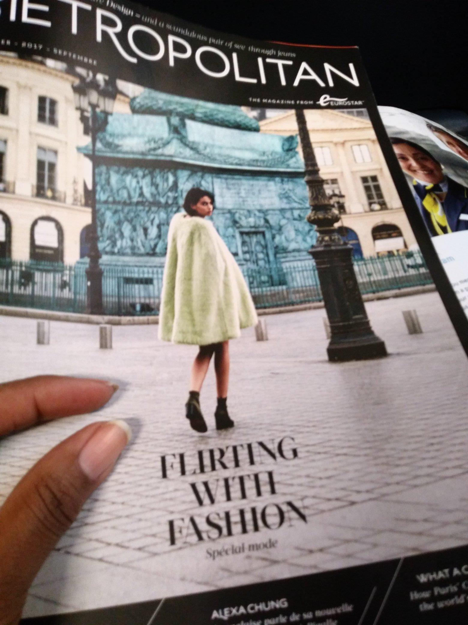 flirting with fashion
