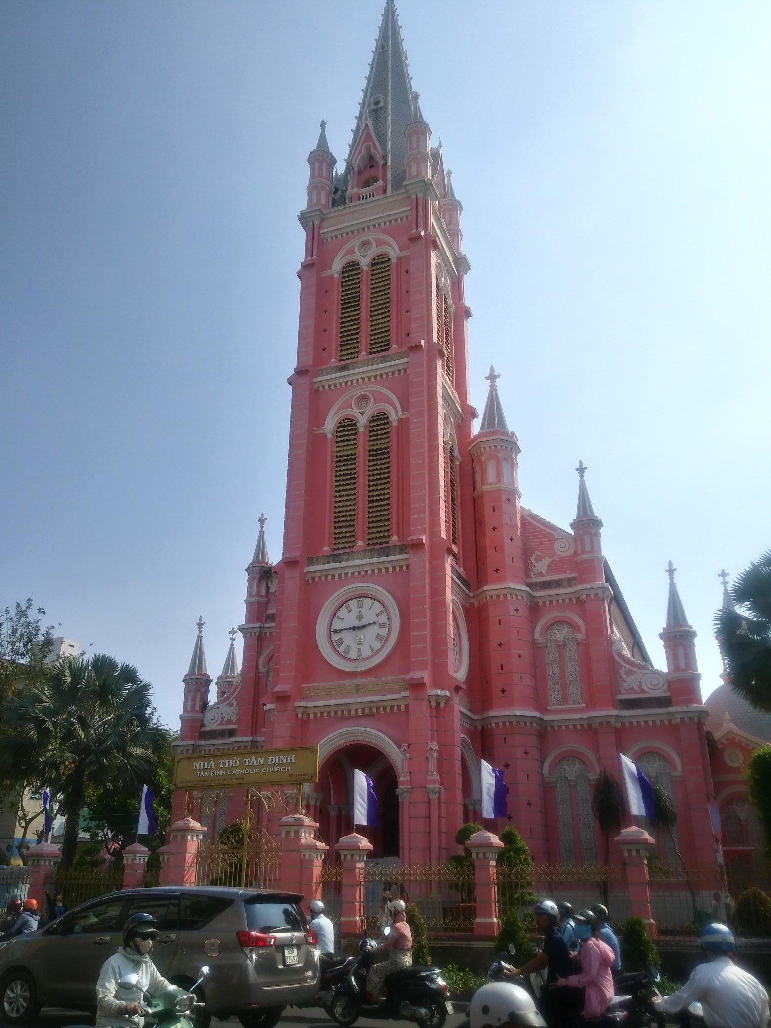 Catholic church. #candycolors