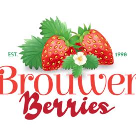 Brouwer Berries Logo