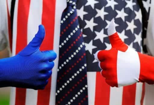 635811101302192577 AP APTOPIX Presidential Debate