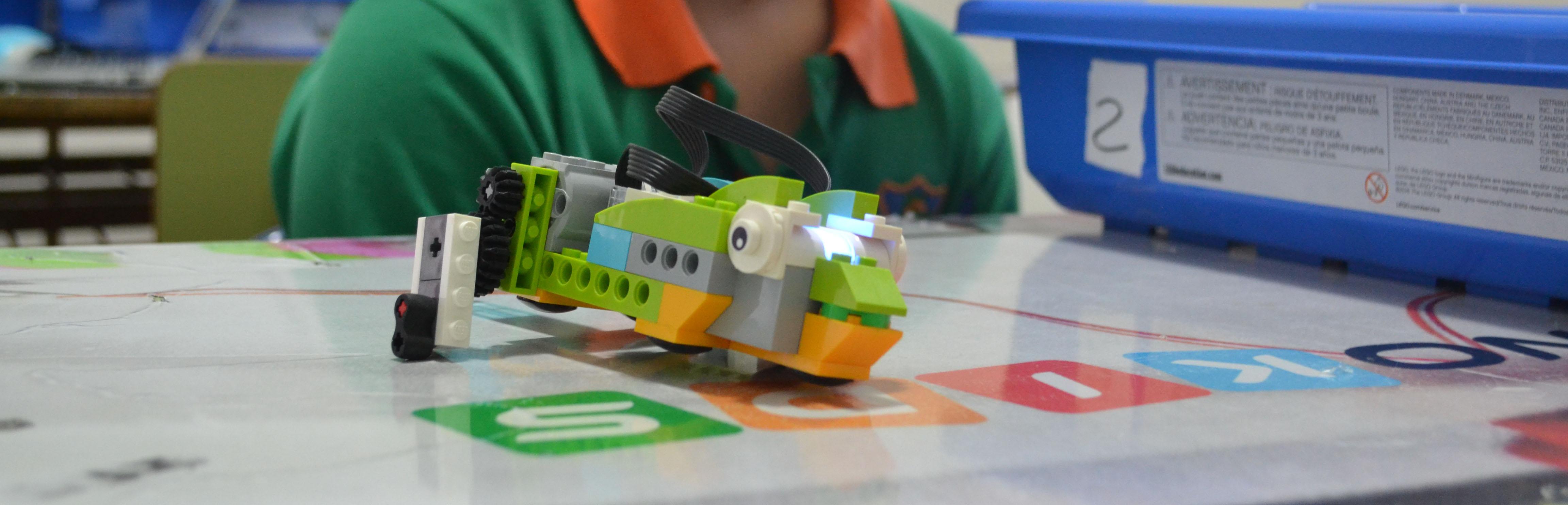 Robótica Educativa: una nueva forma de pensar!