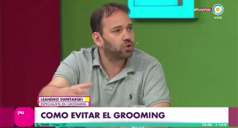 TV Pública | Grooming